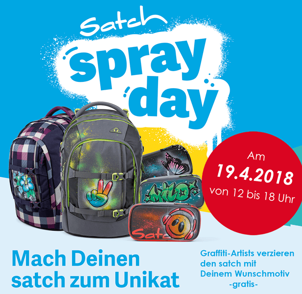 Spray Day 2018